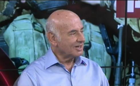Science Minister Yaakov Peri