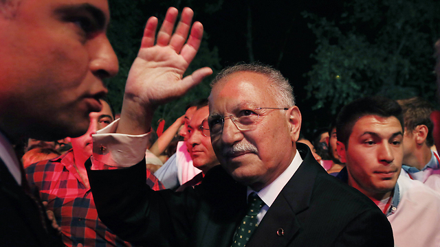 Ekmeleddin Ihsanoglu (Photo: AP)