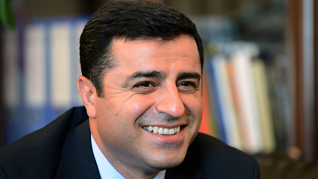 Selahattin Demirtas - the 'Kurdish Obama' (Photo: AP)