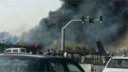 40 reportedly killed in Iran plane crash