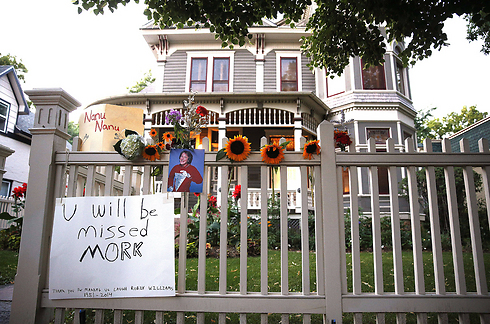 Williams' house (Photo: AFP)