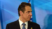 Andrew Cuomo in Israel. Photo: GPO