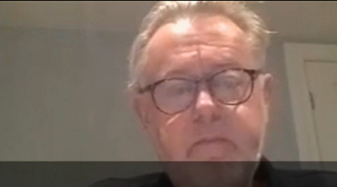 Prof. William Schabas in an interview with Ynet.