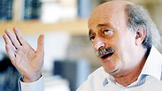 Walid Jumblatt Photo: AFP
