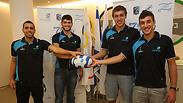 באדיבות הוועד האולימפי בישראל