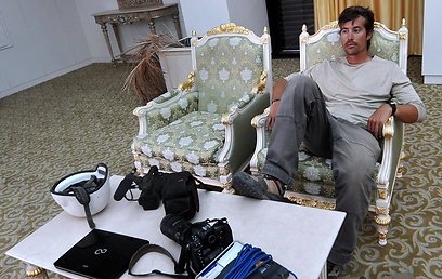 James Foley (Photo: AFP) (Photo: AFP)
