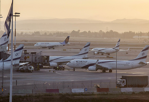 Planes grounded amid fighting (Photo: AFP)