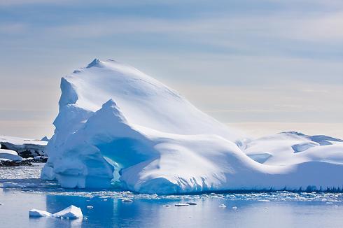 אזור נחשק. הקוטב הצפוני (צילום: shutterstock)