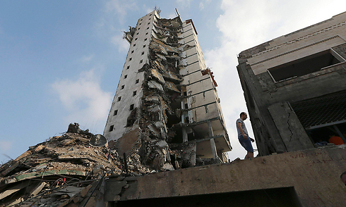 Israel may face legal ramifications for the destruction of thousands of homes in Gaza. (Photo: Reuters) (Photo: Reuters)
