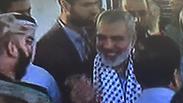 Haniyeh at rally