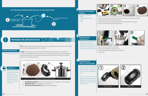 Al-Qaeda's guide on bomb-making.