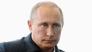 Vladimir Putin Photo: AFP