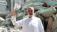 Haniyeh: Victory amid destruction.