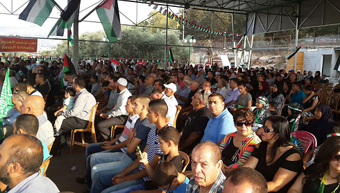Some 2,000 people attended the festival. (Photo: Hassan Shaalan) Photo: Hassan Shaalan