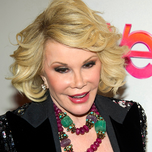 Joan Rivers passes away at the age of 81. (Photo: AP) (Photo: AP)