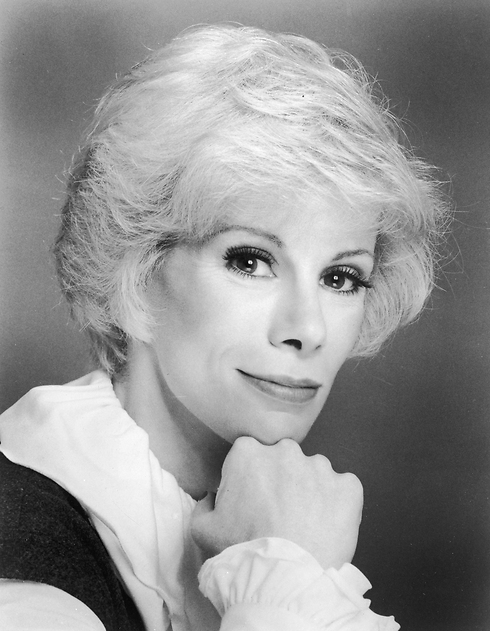 Joan Rivers in the 60s. (Photo: Gettyimages) (Photo: Gettyimages)