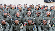 45 Fijian forces held hostage