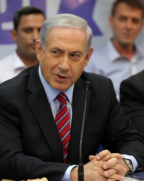 Prime Minister Benjamin Netanyahu (Photo: Eliyahu Hershkovich)