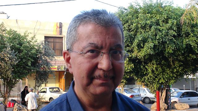 Dr. Zuhir Tibi (Photo: George Ginsburg)
