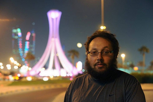 Steven Sotloff (Photo: EPA)