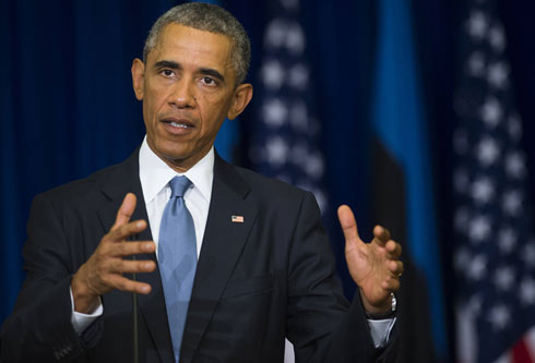 US President Barack Obama (Photo: AFP) Photo: AFP