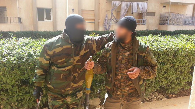 Islamic State supporters among Israeli Arabs