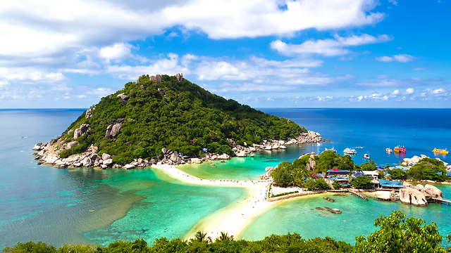 Thailand. Another popular destination (Photo: Shutterstock)