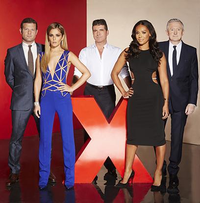 אקס פקטור עונה 11 (צילום: © 2013 ITV RIGHTS LIMITED)