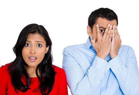 תלמדו לריב נכון, בלי לפגוע ולהעליב זה את זו (צילום: Shutterstock)