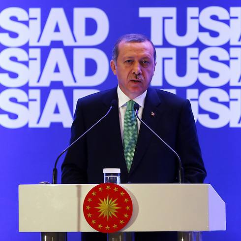 Earlier this month, the Turkish president claimed Muslims discovered the Americas. (Photo: Reuters)