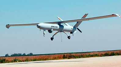 An Elbit UAV (File photo courtesy of Elbit)