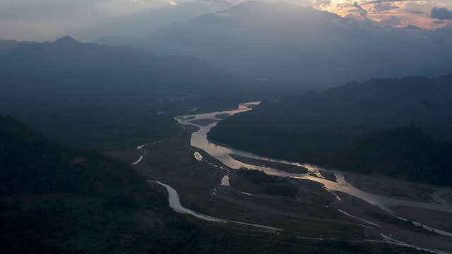 4 מיליון תושבים בלי גישה למים נקיים. פרו (צילום: AP)