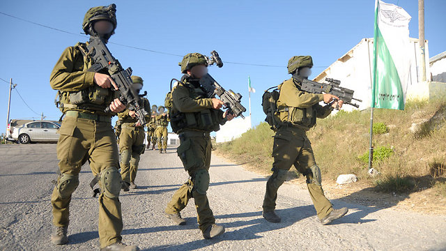 (Photo: IDF Spokesman/Illustrative)