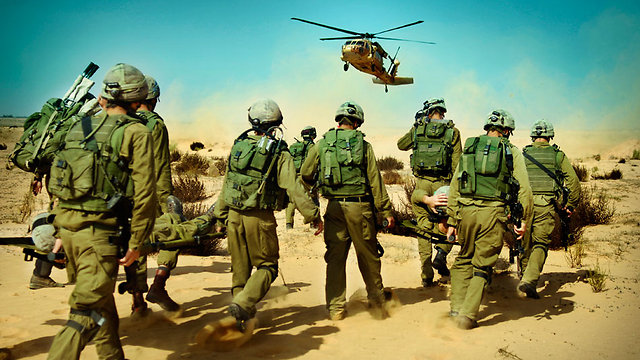Duvdevan fighters (Photo: IDF Spokesman/Illustrative)