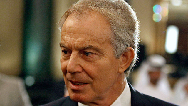 Tony Blair (Photo: Reuters) (Photo: Reuters)