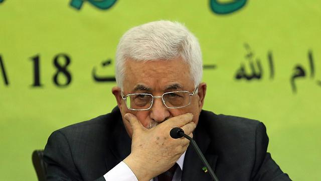 Palestinian President Abbas (Photo: AFP)