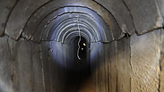 Inside a Hamas tunnel