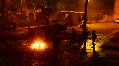 Riots in Silwan (Photo: Mohammed Shinawi)