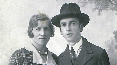Menachem Bodner's parents, whose identity was unknown for decades