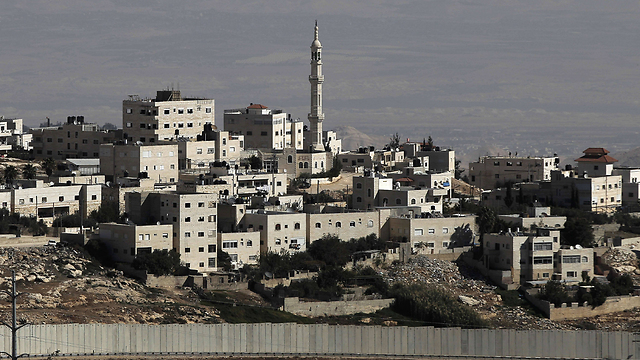 The Shuafat refugee camp. 'United Jerusalem' exists only in the government's imagination (Photo: AFP)