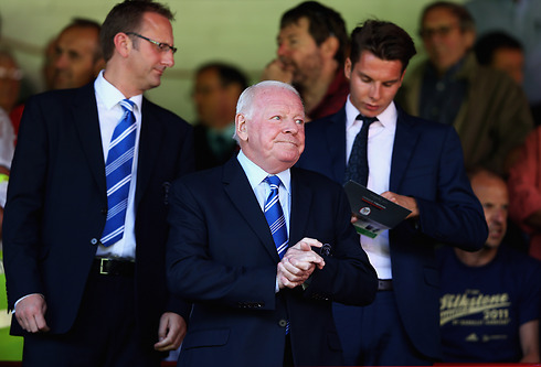 Wigan Athletic owner Dave Whelan  (Photo: Gettyimages)