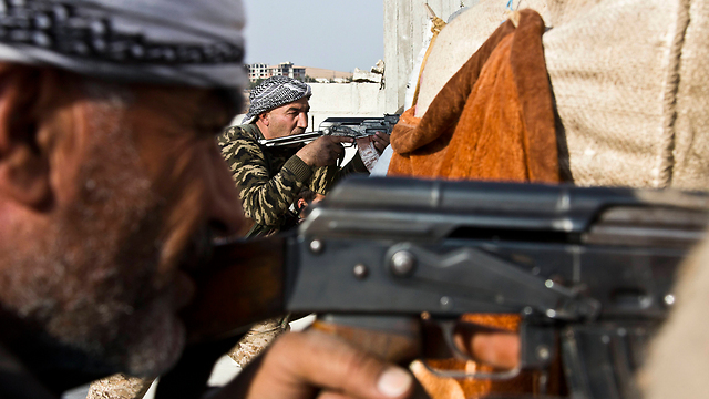 Over 24,989 foreign jihadist fighters (Photo: AP)