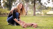 צילום: דותן גור, באדיבות: איידוג – קורס החייאה לכלבים - בשיתוף אלישע הדרכות רפואה