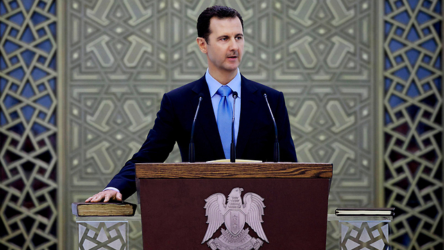 President Bashar Assad (Photo: AP)