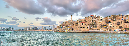 The ancient Jaffa Port (Photo: Ittay Bodell)