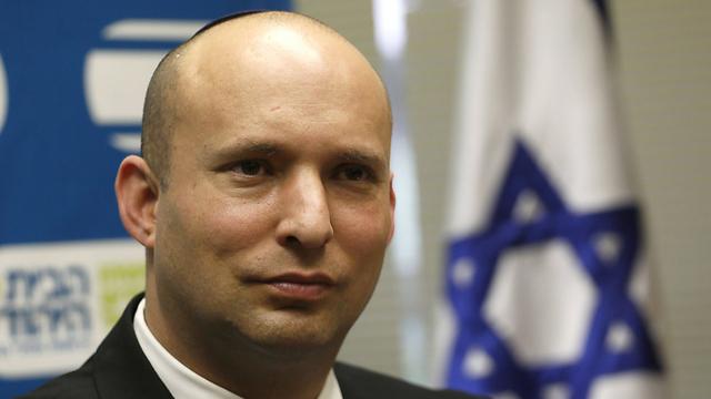 Bayit Yehudi Chairman Naftali Bennett (Photo: AFP)