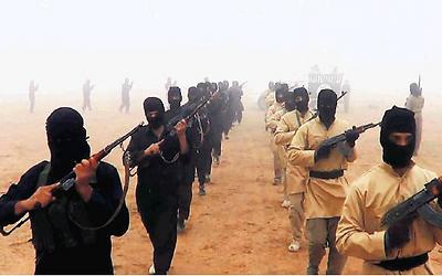 Islamic State. 'Extraordinarily effective recruitment machine.' (Photo: MCT)