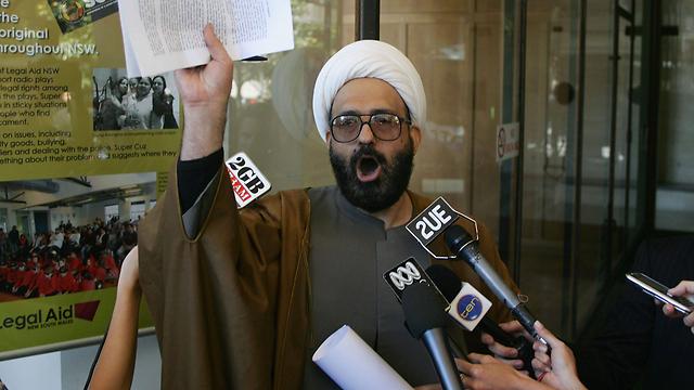 The hostage taker, Iranian refugee Man Haron Monis (Photo: EPA)