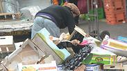 צרפת: האוכל חייב לעבור לנזקקים במקום לפח