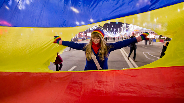 Romania bans holocaust denial, facist symbols